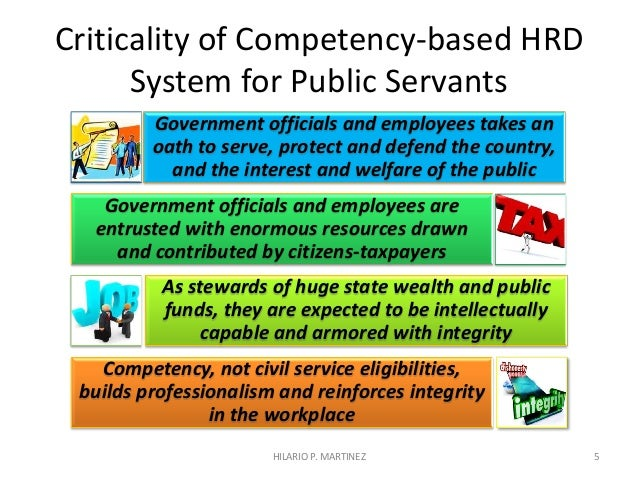 Standardizing Appointive Positions in Government