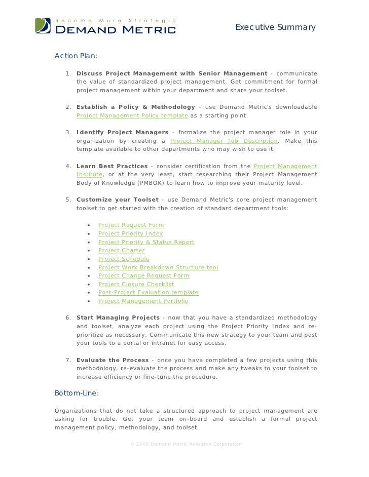 2009 demand metric research corporation 3