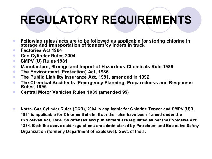 smpv rule india Peso also takes leading roles in formulation and revision of indian standards for bureau of indian standards and standards developed by oil industry safety procedure for recognition of competent persons under smpv(u) rules and petroleum rules can be seen through at a glance in the home page of peso website.