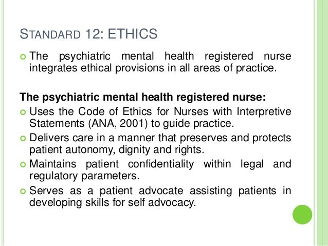 cases in nurses code of ethics in the philippines The code of ethics for registered nurses in the philippines is promulgated by the board of nursing (bon) and was consulted with accredited professional organizations like the philippine nurses association.