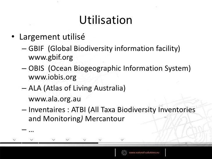 Exemple<br /><dwc:Taxon><br /><dwc:scientificName>Anthuscorrendera</dwc:scientificName><br /><dwc:class>Aves</dwc:class><b...