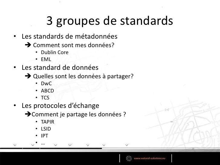 Partager ma donnée (4)<br /> Protocole d'échange : les méthodes d'échange de données numériques entre plusieurs postes in...