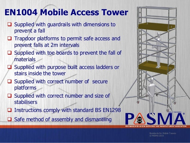 Standards For Mobile Towers