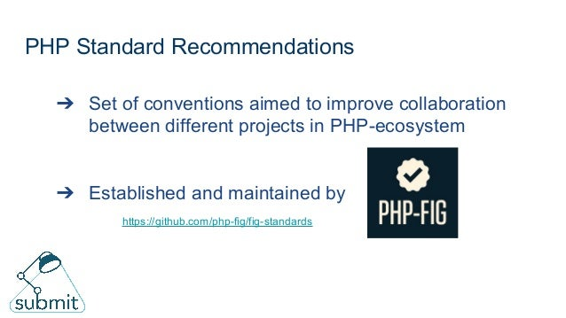 submit php standards in php world Михайло Морозов
