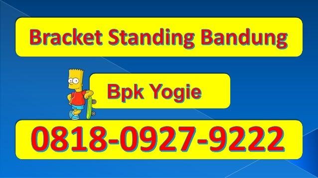 "Jual : Bracket TV, Bracket Standing, Bracket Projector, Bracket AC Bracket model berdiri untuk Flat TV berukuran 30 - 50"" ..."