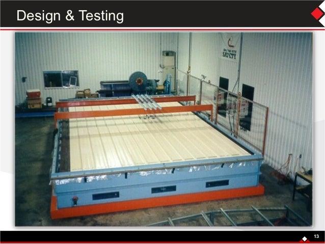 Standing Seam Metal Roofing Edc1