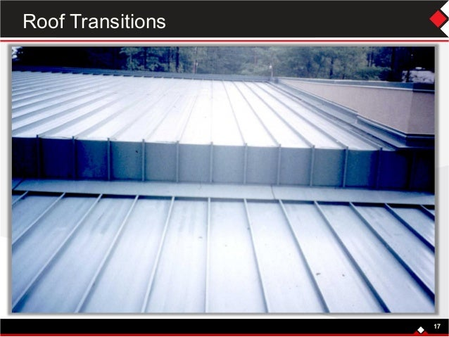 Standing Seam Metal Roofing Edc1