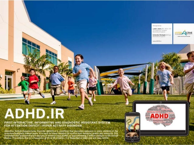 What is ADHD?Attention Deficit Hyperactivity Disorder (ADHD) is a condition that becomes apparent in some children in thep...
