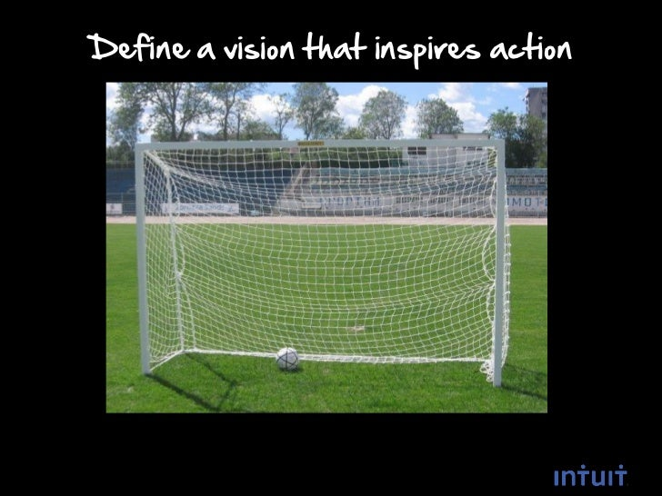 Define a vision that inspires action
