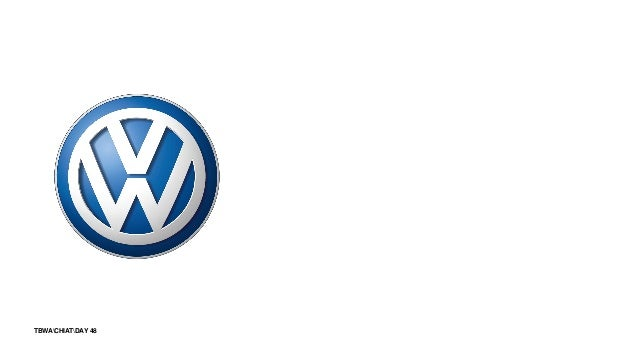49TBWACHIATDAY Volkswagen The People's Car Internal Squabbler Race for No. 1 Brand Success ?