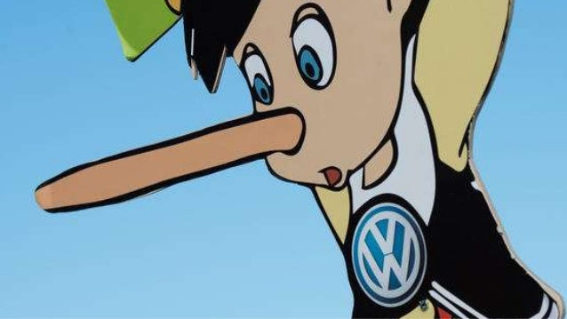 The lie: VW's pollute 40X more than the norm 1 in 4 cars in Europe 11 milion cars worldwide