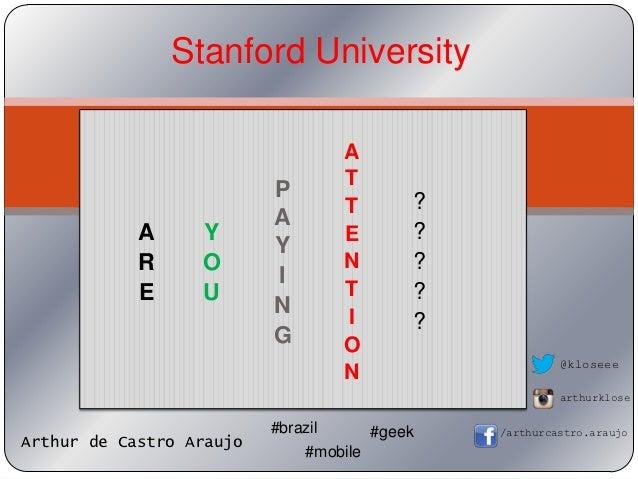 Stanford University                                    A                                    T                          P  ...