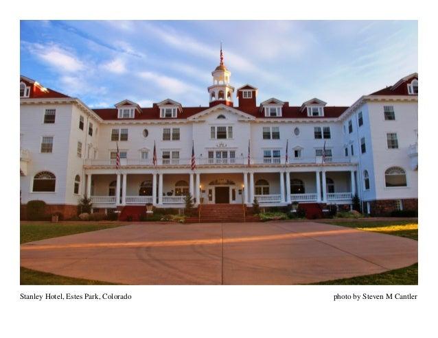 Stanley Hotel, Estes Park, Colorado photo by Steven M Cantler