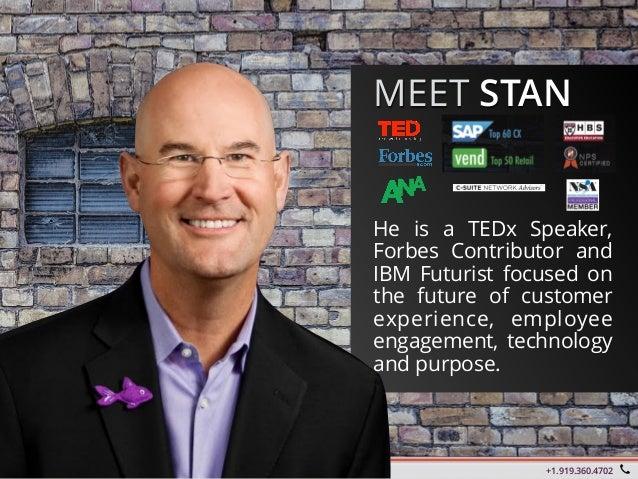 Stan Phelps Customer Experience and Employee Engagement Keynote Speaker Kit Slide 2