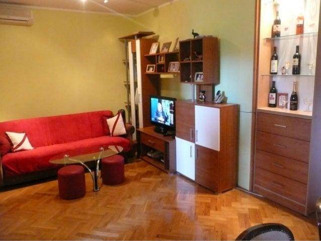 Jednoiposoban stan u centru Novog Sada  • • • • • • • • • • •  40 m2 1 sprat 1.5 soba Velika terasa koja ne ulazi u kvadra...