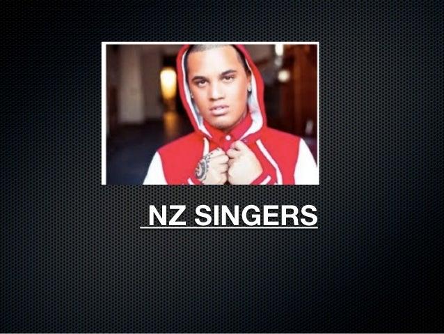 NZ SINGERS