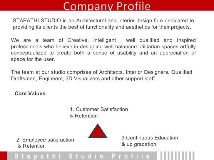 Stapathi Studio Profile Architects And Ineterior Designers Based At