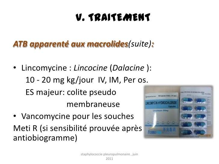 Staphylococcies pleuro pulmonaires