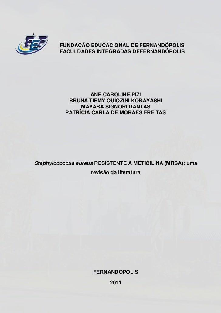 b            FUNDAÇÃO EDUCACIONAL DE FERNANDÓPOLIS            FACULDADES INTEGRADAS DEFERNANDÓPOLIS                      A...