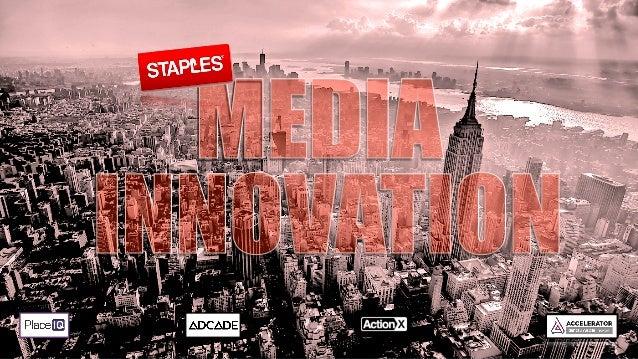 MEDIA! INNOVATION MEDIA! INNOVATION!