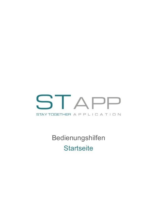 Bedienungshilfen   Startseite
