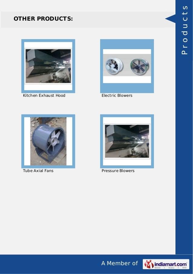 Exhaust Hood by Star Sheet Fabrication