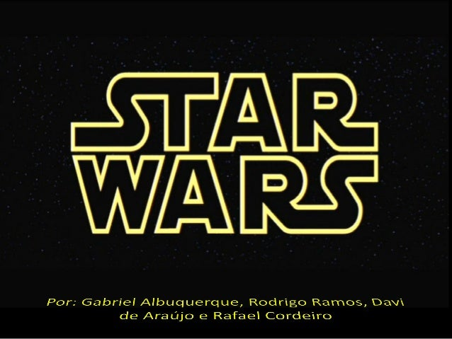 Trilogia Original Episódio IV – Uma Nova Esperança • Conta a história de Luke Skywalker que se vê envolvido na luta entre ...