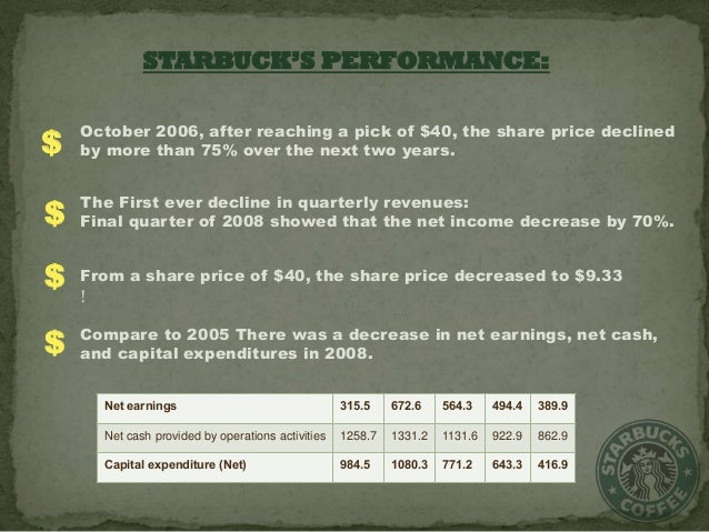 starbucks case study 2009