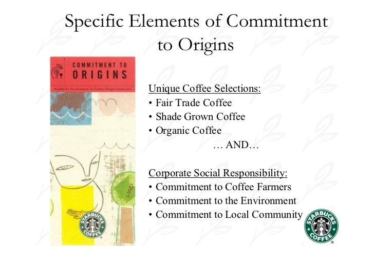 case study starbucks coffee Identify the controllable and uncontrollable elements that starbucks has encountered in enteringglobal markets marketing strategies is.