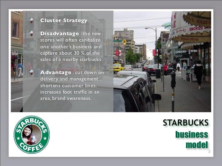 starbucks business model