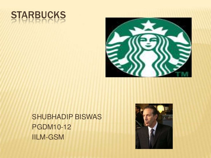 Starbucks case study harvard solution