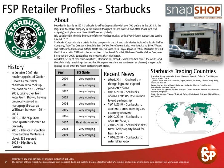 This statistic shows the number of Starbucks stores in Europe as of May 11, The United Kingdom ranked first with stores, followed by Turkey with stores and Germany with stores.