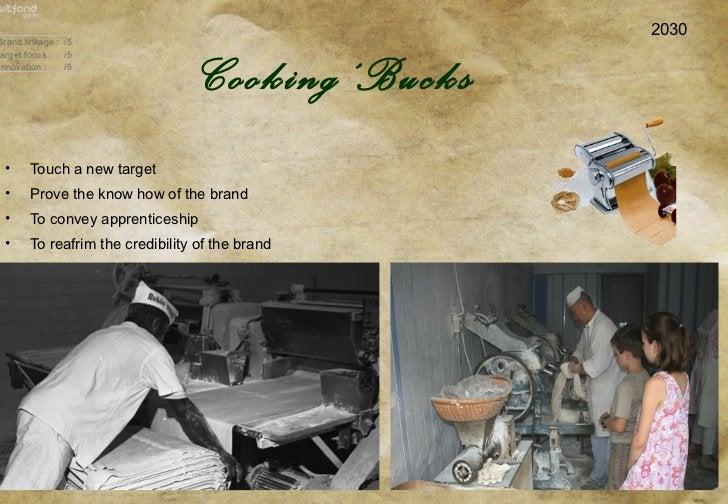 <ul><li>Touch a new target </li></ul><ul><li>Prove the know how of the brand  </li></ul><ul><li>To convey apprenticeship <...