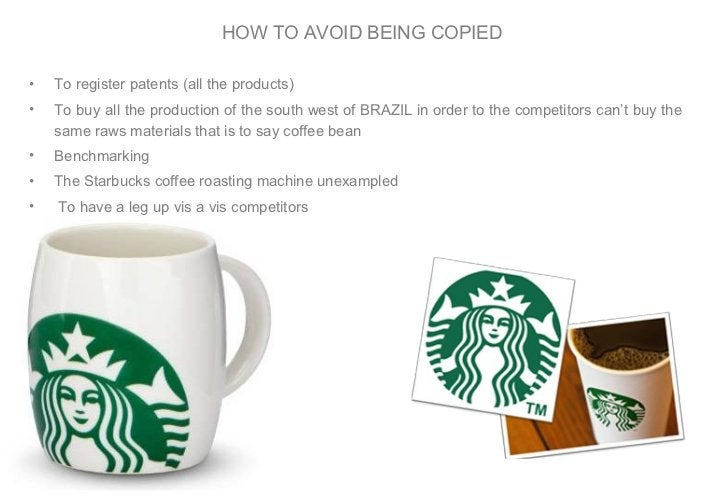 HOW TO AVOID BEING COPIED <ul><li>To register patents (all the products) </li></ul><ul><li>To buy all the production of th...