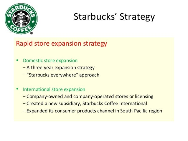 starbuck strategic diamond