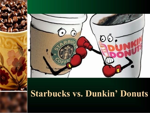 the biggest threat to starbucks Starbucks presentation brand management course university  the biggest threat the world largest coffee and baked goods chain 7,000 shops worldwide 5,300 stores.