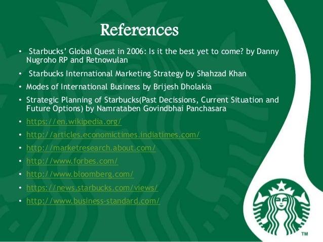 Starbucks Retail Chain Analysis