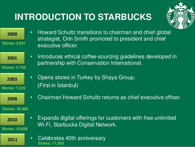 """starbucks and conservation international case Partnerships, noting that """"in every case, we have learned of opportunities to  improve our business  starbucks coffee company and conservation  international."""