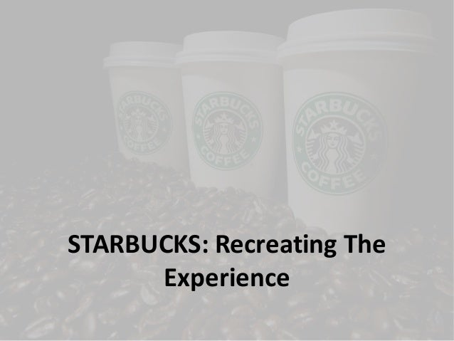 A Lesson on Innovation – Starbucks Case Study