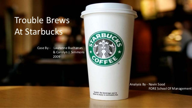 trouble brews at starbucks case Trouble brews at starbucks case solution,trouble brews at starbucks case analysis, trouble brews at starbucks case study solution, succeeding going public in 1992, starbucks' strong balance.