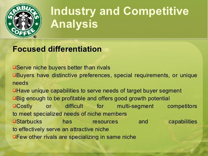 grand strategy matrix of starbucks 13 figure 5 – grand strategy matrix: quadrant iv   starbucks corporation is a  major company that operates in the coffee business since 1971.