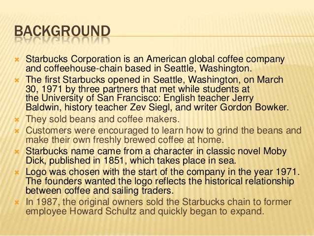 starbucks going global fast 2 essay Expanding into the global empire we know today 6 logistics and planning necessary for the organization to go national a turning point for the firm was in the 1990s starbucks a strategic analysis.