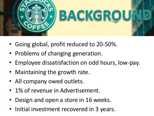 Starbucks Headquarters Information