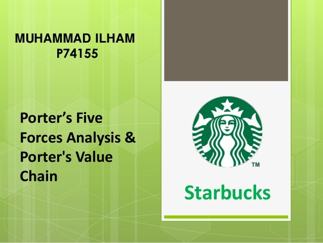 Porter's Five Forces Analysis of Starbucks