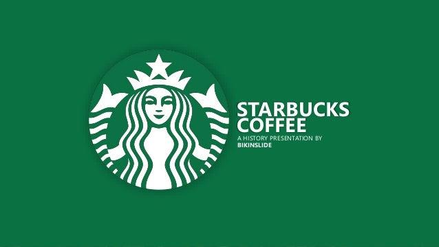 Starbucks Presentation Design Portfolio By Bikinslide Com