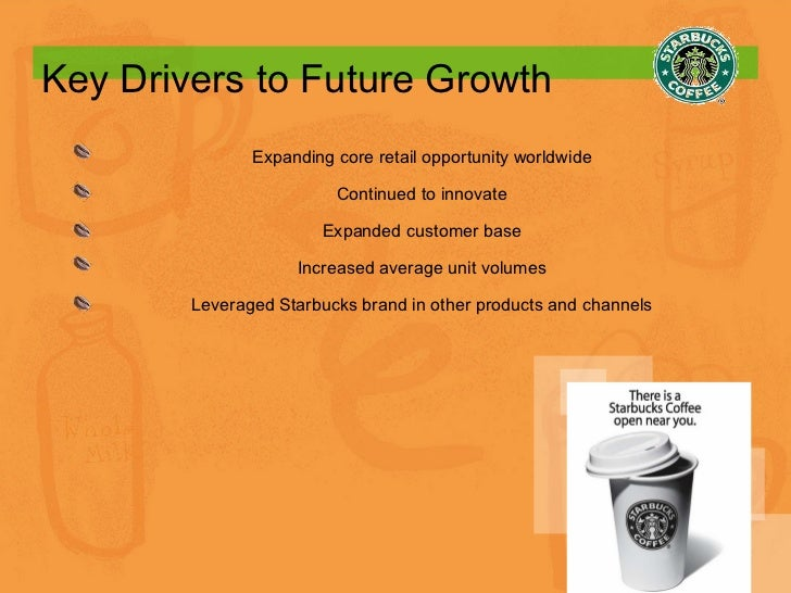 Key Drivers to Future Growth Expanding core retail opportunity worldwide Continued to innovate Expanded customer base Incr...