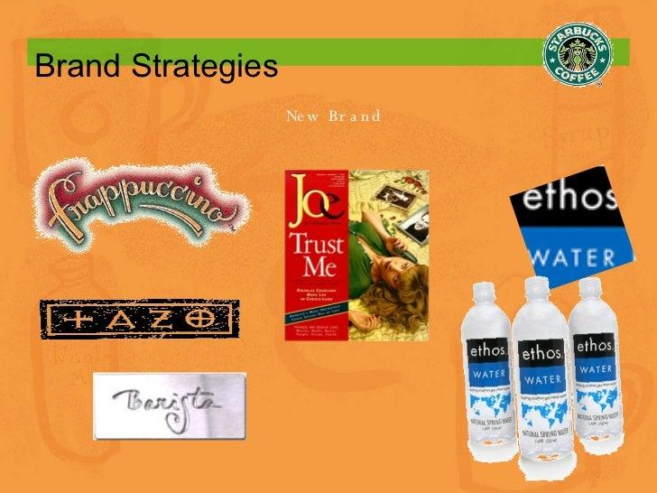 Brand Strategies New Brand