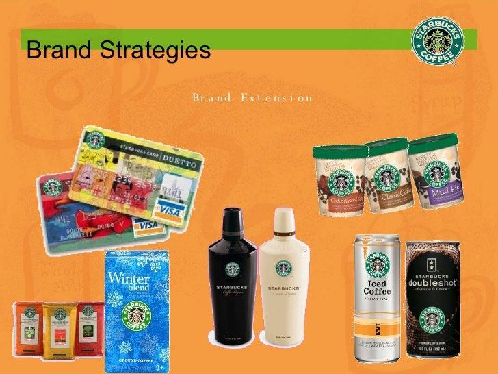 Brand Strategies Brand Extension