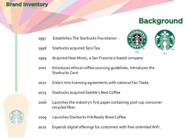 Starbucks Smashes Through Sales Slump