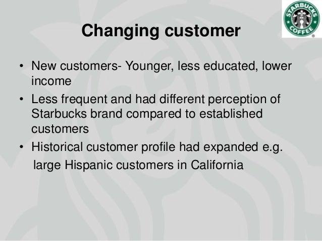 The Customer Experience – Spotlight on Starbucks